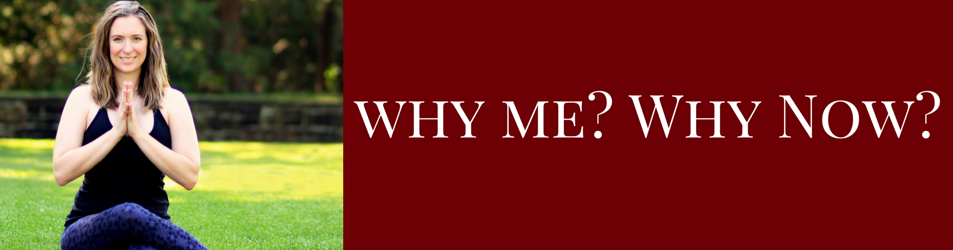 why me-