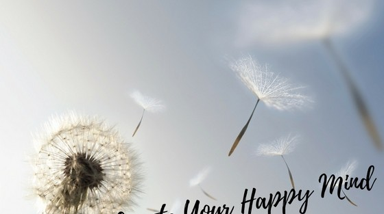 Create Your Happy Mind Newsletter